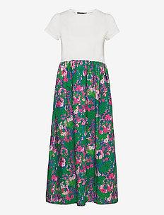 PALCHI - maxi dresses - pink