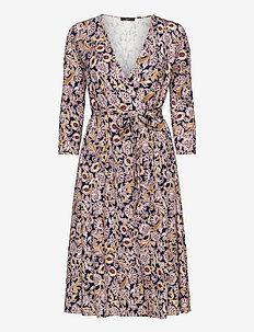 OXIRIA - slå-om-kjoler - antique rose