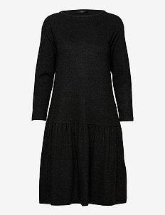MUSCARI - midi kjoler - dark grey