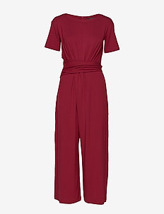 BERLINA - jumpsuits - bordeaux