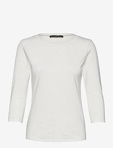 MULTIA - t-shirts & tops - optical white