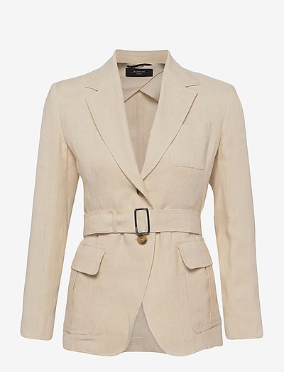 ANANAS - vestes habillées - ivory