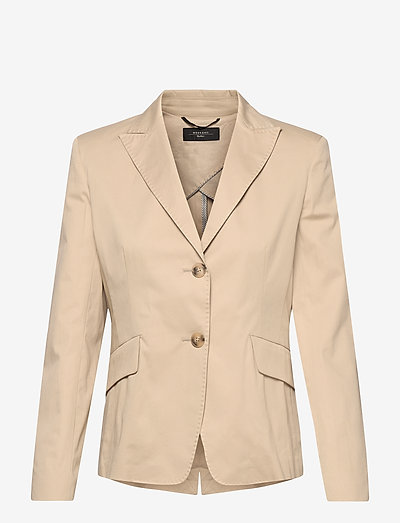 GRANADA - casual blazer - clay