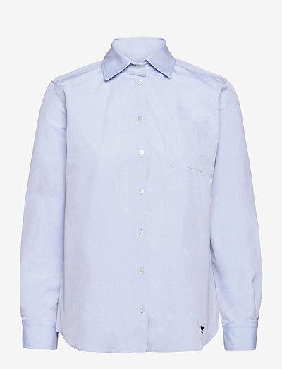 ERSILIA - overhemden met lange mouwen - light blue