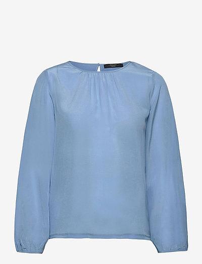 SCALATA - blouses met lange mouwen - sky blue