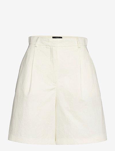 VISINO - casual shorts - white