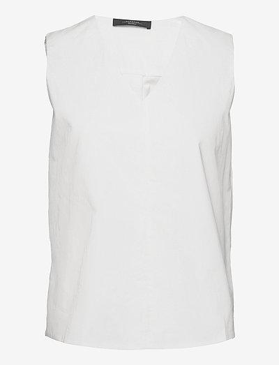 UBINO - blouses sans manches - white