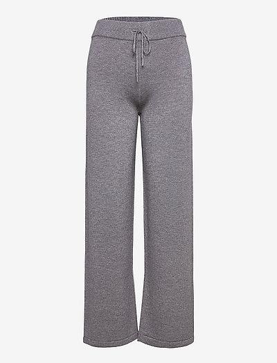 MORINA - casual broeken - light grey