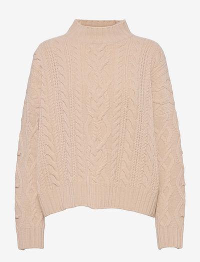 ERMES - pullover - ivory