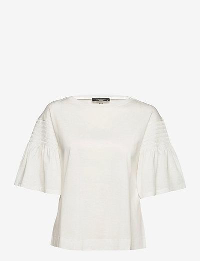 VANESIO - t-shirts - white