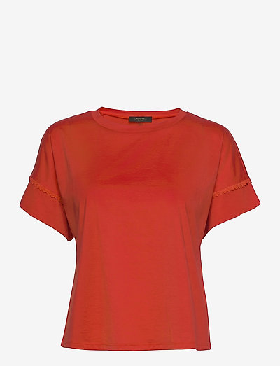 PALMA - t-shirts - orange