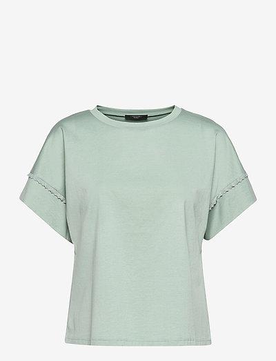 PALMA - t-shirts - sage green