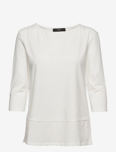 MULTIA - t-shirts & tops - white