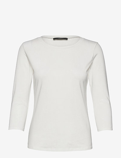 MULTIA - tops met lange mouwen - optical white
