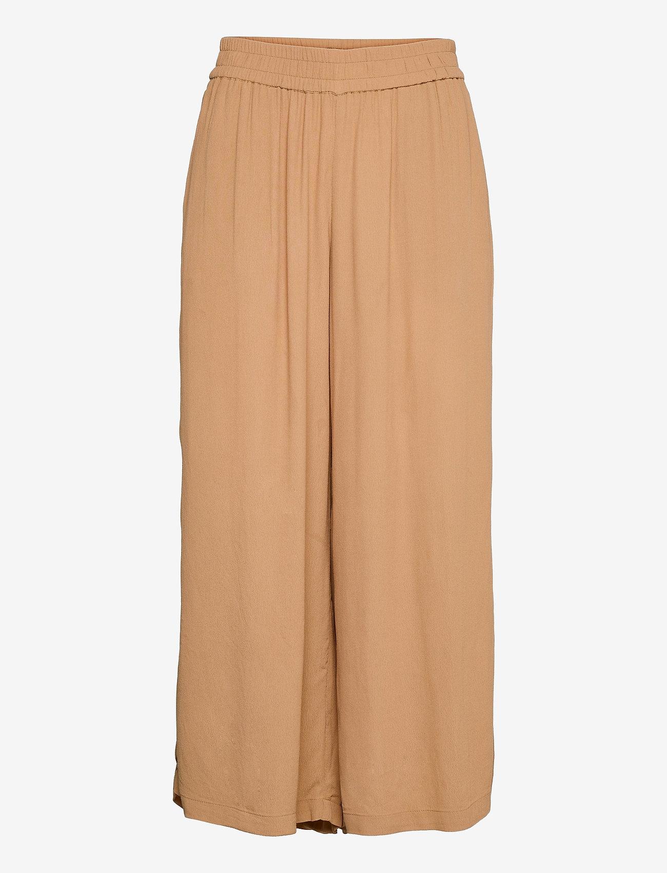 Wera - DIMA - bukser med brede ben - honey - 1