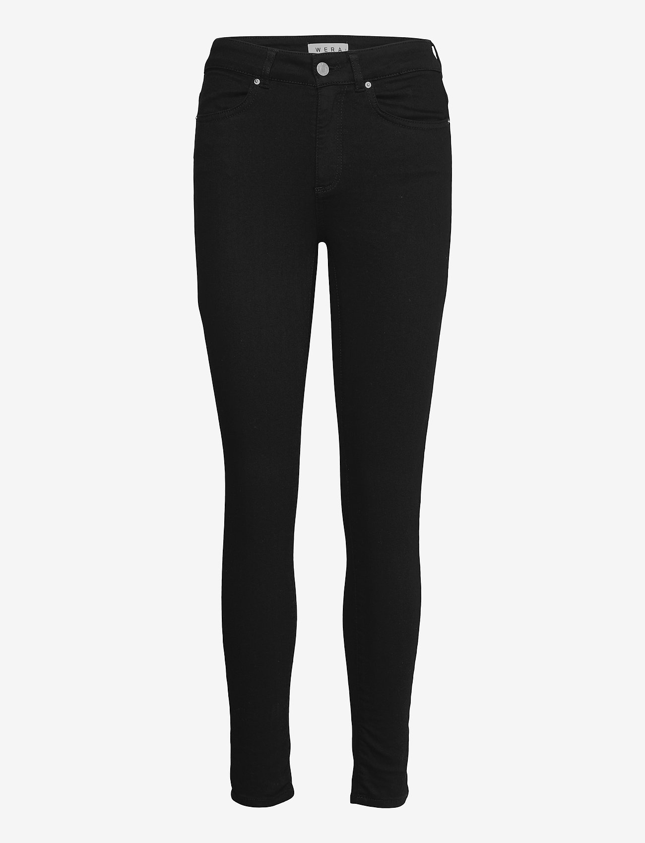Wera - LIV - skinny jeans - black - 1