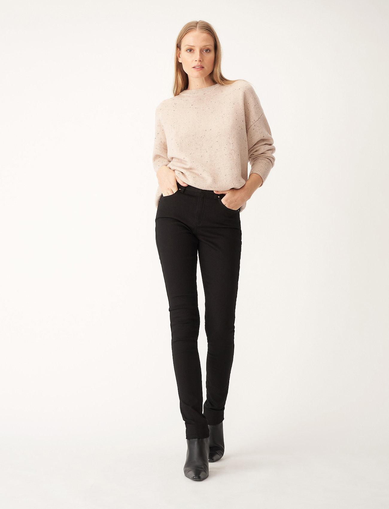 Wera - LIV - skinny jeans - black - 0