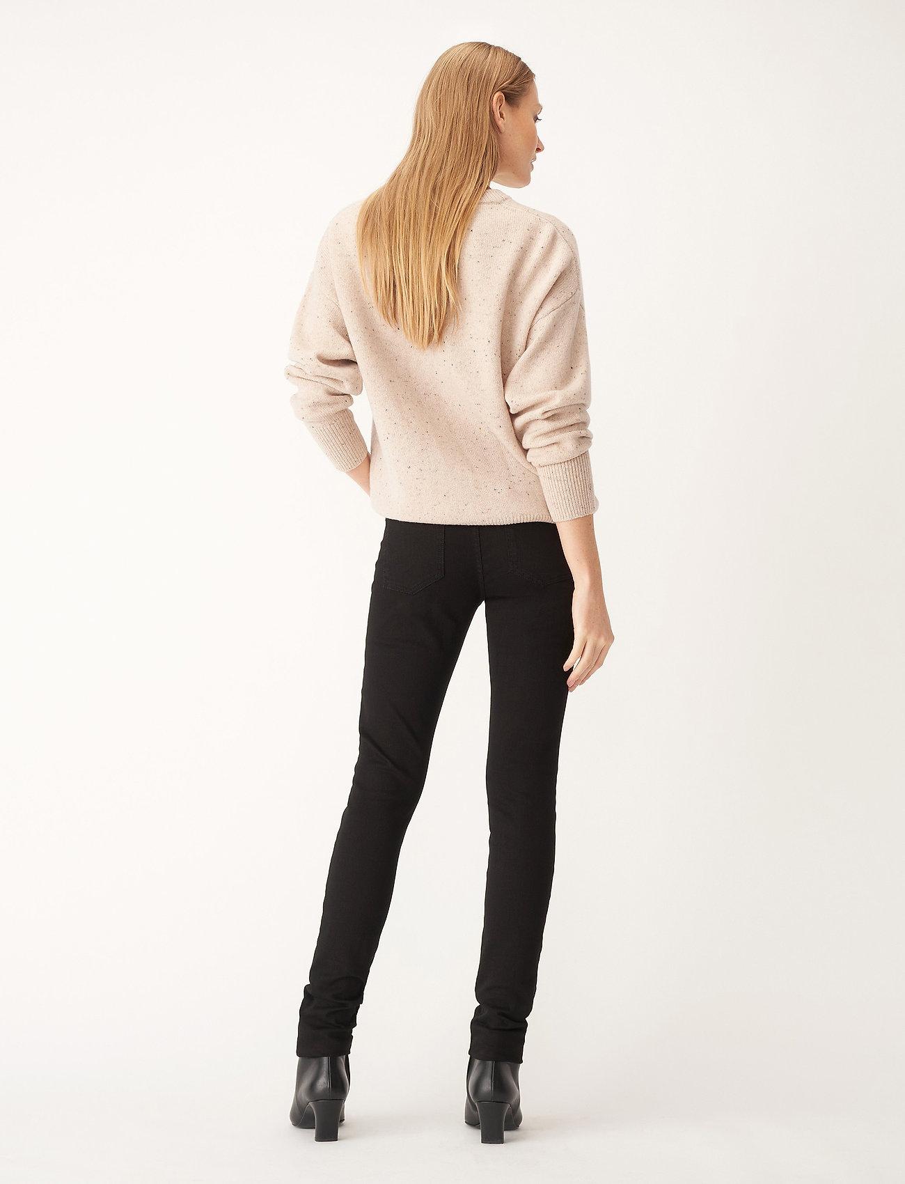 Wera - LIV - skinny jeans - black - 4
