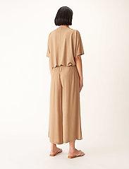 Wera - DIMA - bukser med brede ben - honey - 3