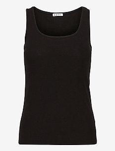 SARAH - t-shirt & tops - black