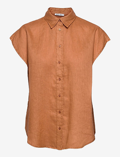 SABINA - kortærmede skjorter - mochabisqu