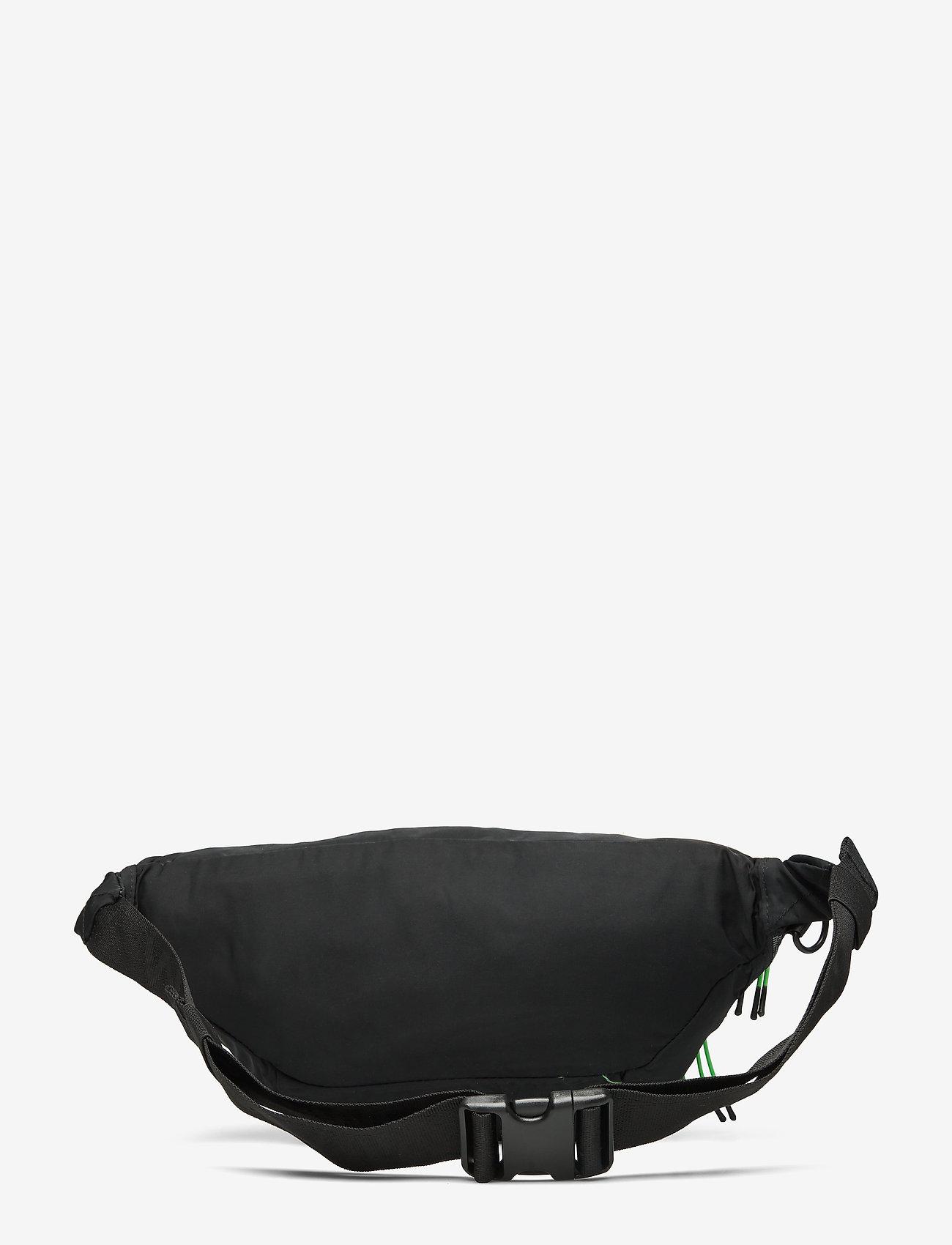 WeSC - Nylon XL Belt Bag - gürteltaschen - black - 1
