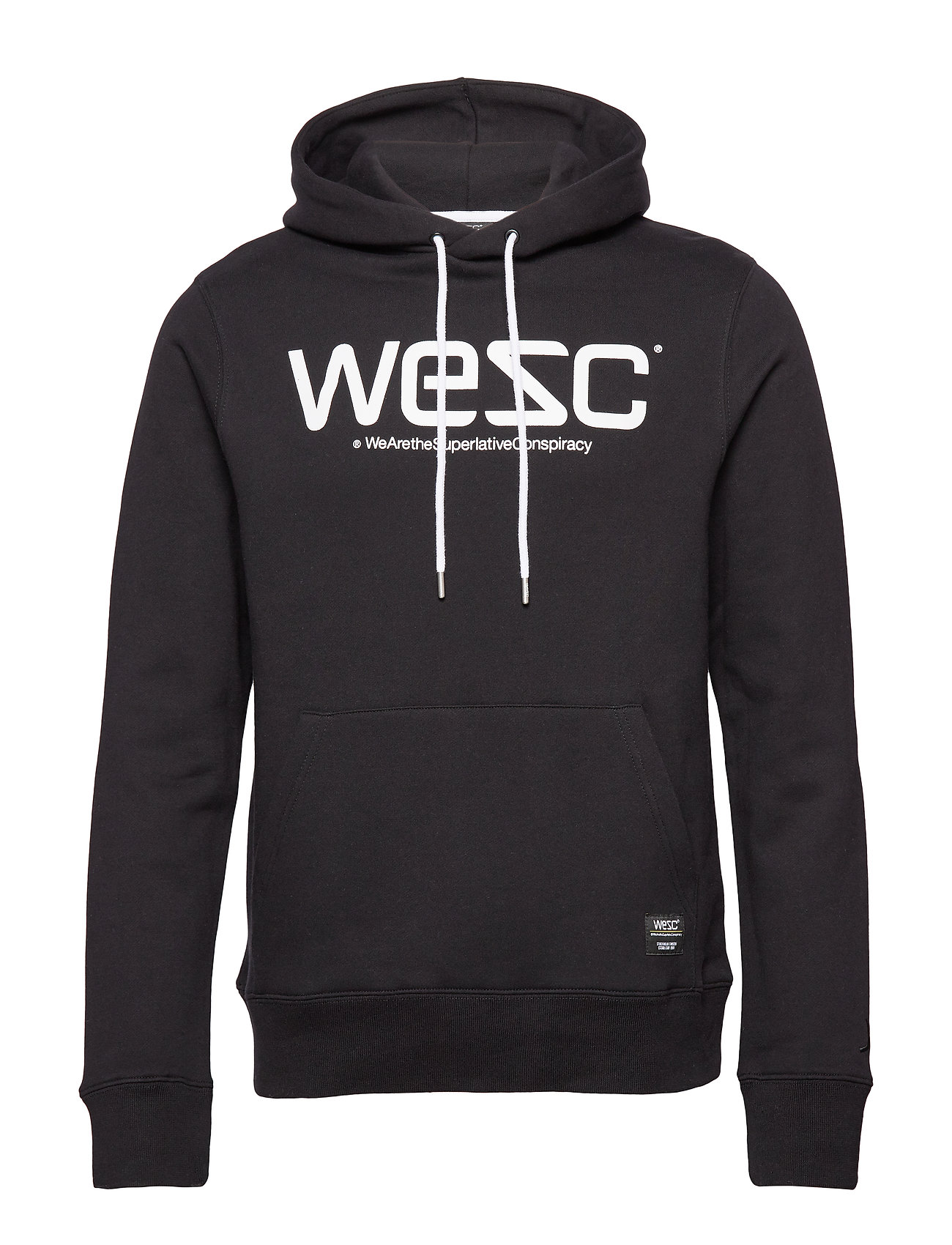 WeSC WeSC HOODIE - BLACK