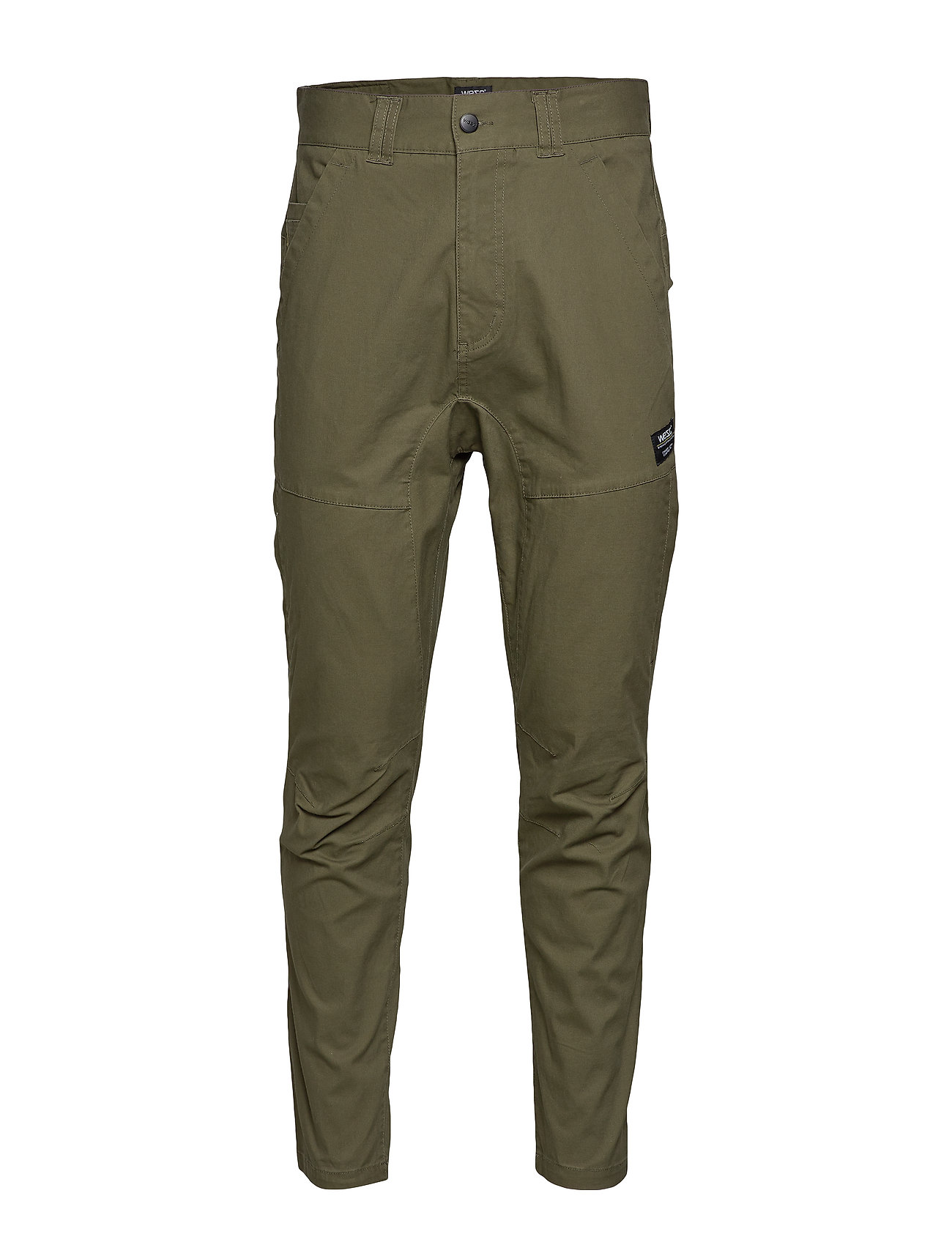 WeSC Montauk Pant - OLIVE NIGHT