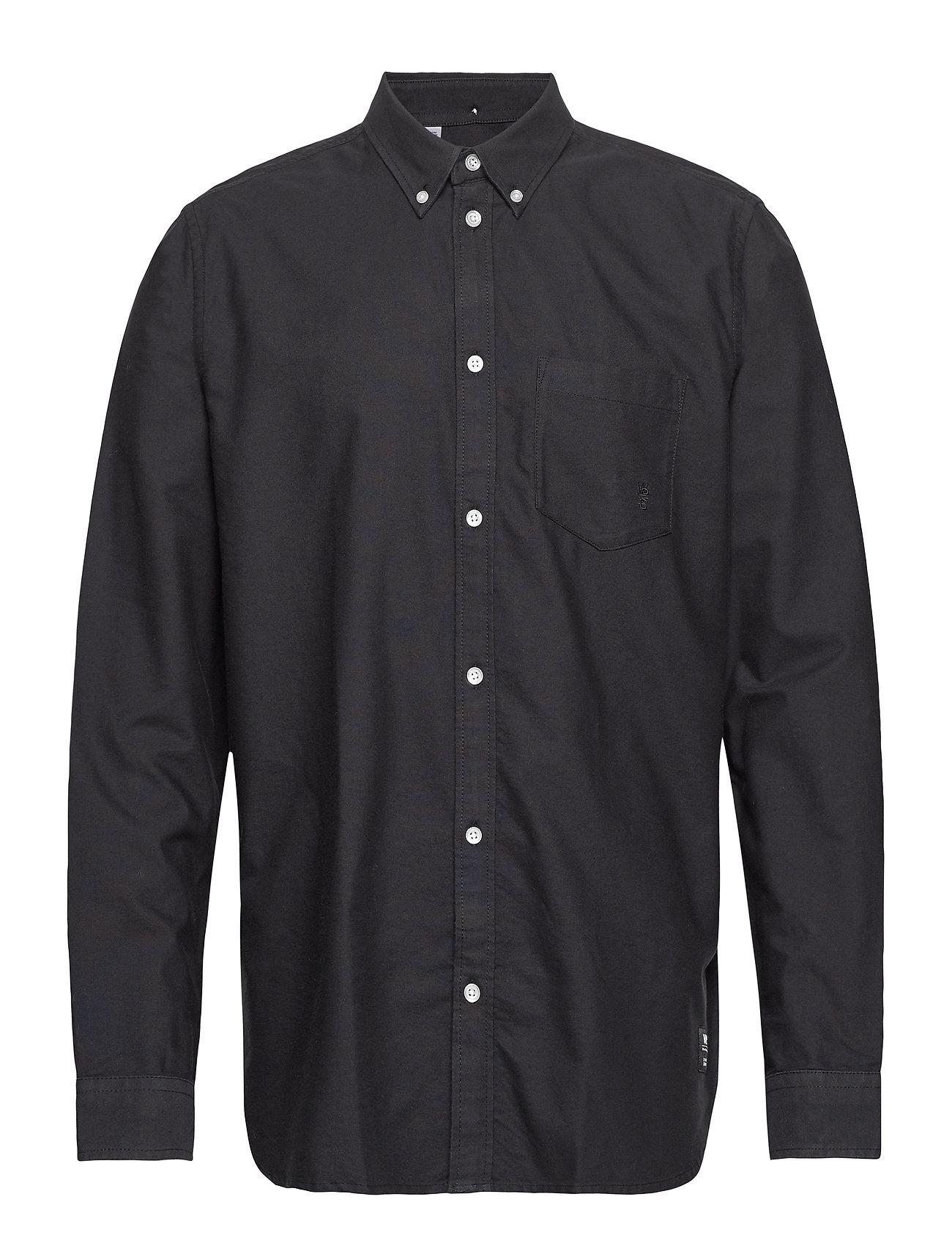WeSC Oden Shirt - BLACK