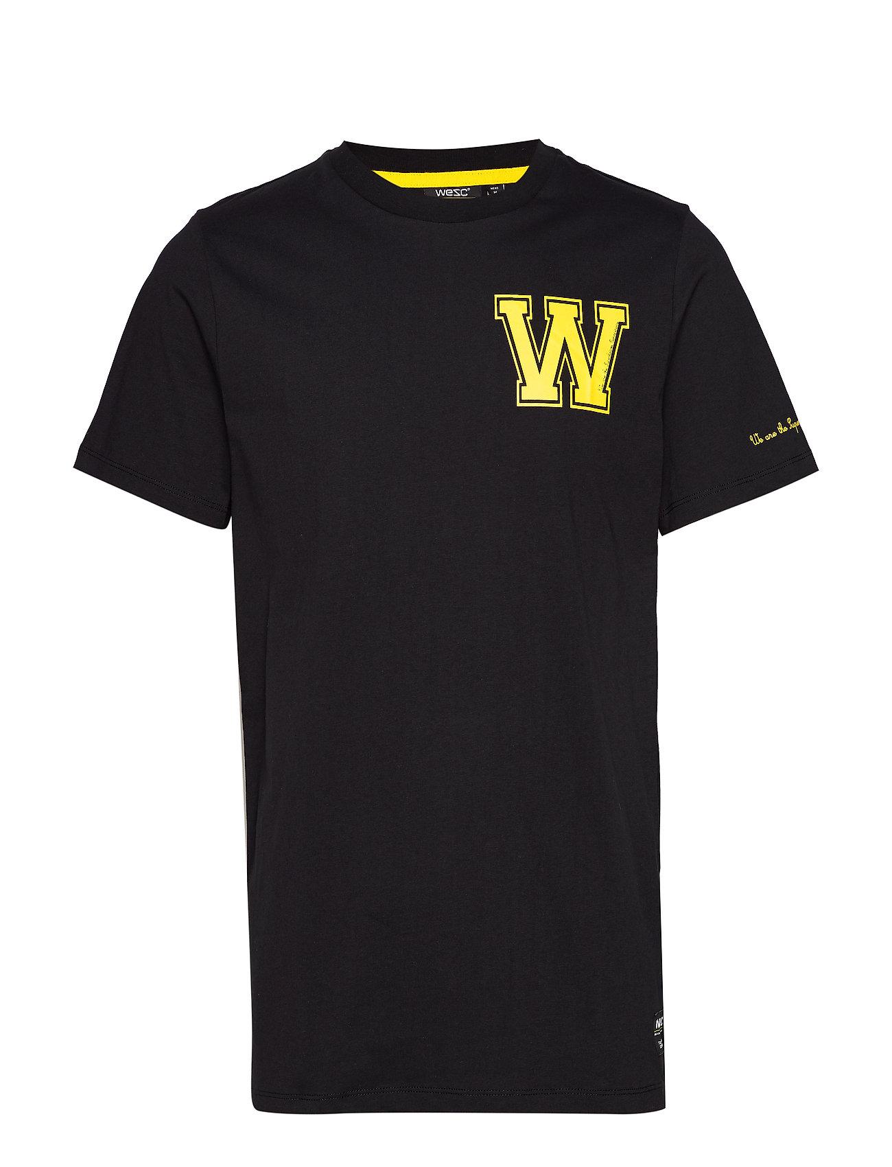 WeSC Max W T-Shirt - CARBON NAVY