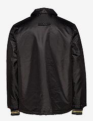 WeSC - Cuffed Coach 1999 Jacket - leichte jacken - black - 2