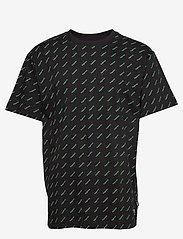 WeSC - Mason Legend T-Shirt - kurzärmelig - legend aop - 0