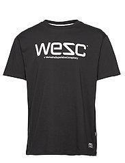 WeSC T-SHIRT - BLACK