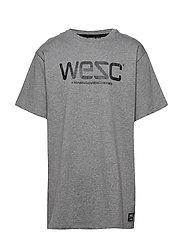 WeSC T-SHIRT - GREY