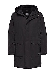 WINTER PARKA - BLACK