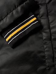 WeSC - Cuffed Coach 1999 Jacket - leichte jacken - black - 4