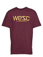 Mason Logo T-Shirt - PORT ROYALE