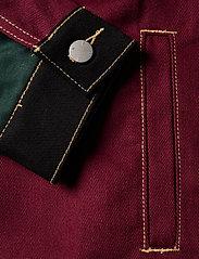 WeSC - Denim Jacket Colorblock - jeansjacken - assorted - 3