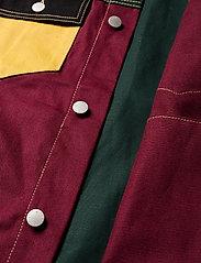 WeSC - Denim Jacket Colorblock - jeansjacken - assorted - 4