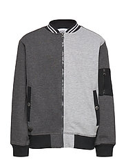 BLOCK JACKET Big Boy - HEATHER CHARCOAL