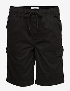 EDGE SHORTS Big Boy - BLACK