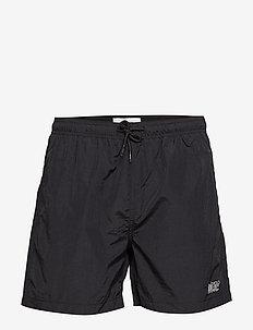 ZACK - swim shorts - black