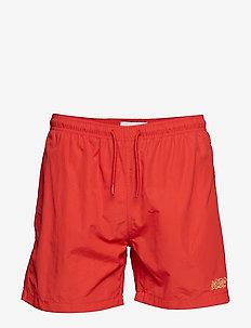 ZACK - swim shorts - paprika red