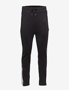 DIEGO - spodnie dresowe - black
