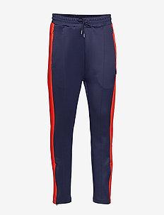 DIEGO - spodnie dresowe - navy blazer