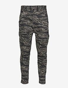 Montauk Tiger Camo Pant - BLACK