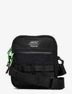 Utility Crossbody bag - BLACK