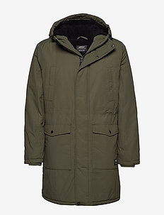 WINTER PARKA - OLIVE NIGHT