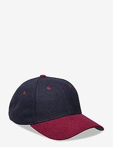 Bernie Anniversary Snapback Hat - czapki - carbon navy