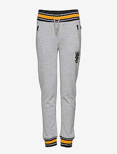 ZIP JOGGER ANNI Big Boy - HEATHER GREY